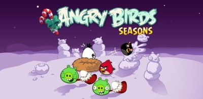 La Navidad llega a Angry Birds Seasons