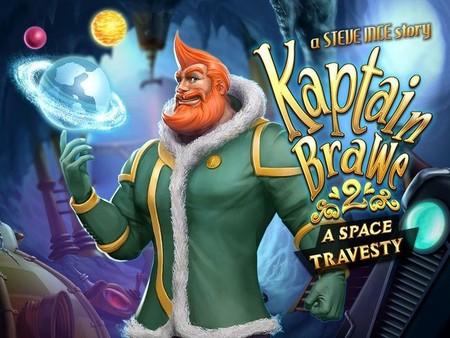 ¿A la segunda va la vencida? Kaptain Brawe 2: A Space Travesty lo intenta de nuevo en KickStarter