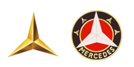 Logos de coches - Mercedes