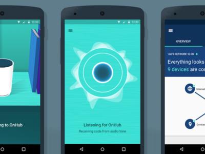 Google lanza la aplicación 'On' para OnHub