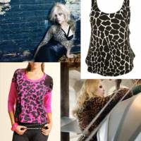 Tendencias de otoño: animal print