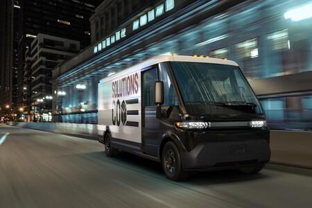 General Motors Fedex Brightdrop Ev600 3