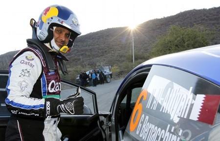 Nasser Al-Attiyah estará únicamente en dos pruebas del ERC