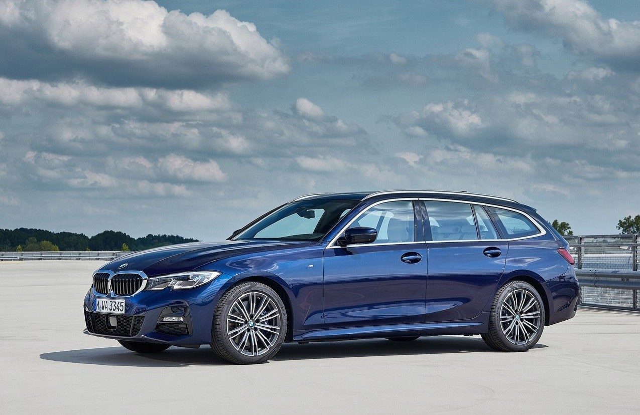 Foto de BMW Serie 3 Touring 2020 (1/28)