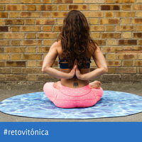 #RetoVitónica: moviliza tus articulaciones con estas siete posturas de Yoga