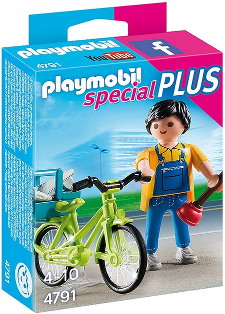 Playmobil Pequeno Barato
