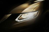 Teaser del 2014 Nissan Rogue