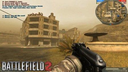 Comparativa entre Karkand del 'Battlefield 2' y del 'Battlefield 3'