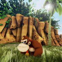 Donkey Kong 64 con Unreal Engine 4 nos hace querer una nueva entrega de la saga en 3D
