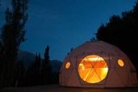 Elqui Domos: hotel astronómico en Chile