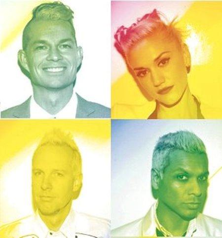 ¡No hay duda! ¡Gwen Stefani saca disco con su banda!