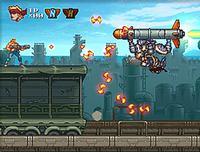 'Contra Rebirth', primeras imágenes del juego