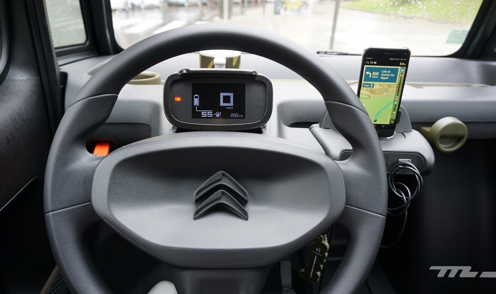 Foto de Citroën Ami 2020 (21/32)