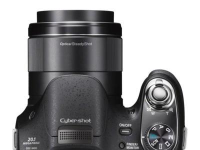 La Sony H400 y su zoom de 63 aumentos, la nueva rival a batir
