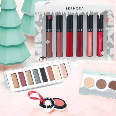 Ya es Navidad en Sephora: ediciones limitadas y kits de maquillaje y tratamientos que querremos regalar sin parar