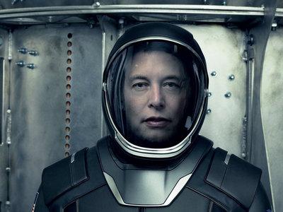 """Elon Musk: """"necesitamos construir una base en la Luna"""""""