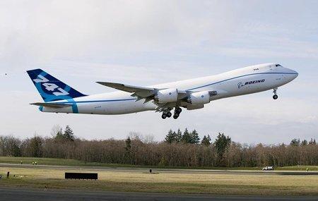 """El """"Jumbo"""" 747 volará con biocombustible por primera vez"""