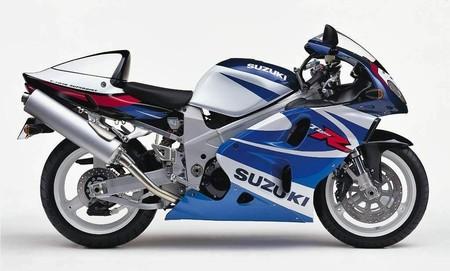 Suzuki Tl1000r 1