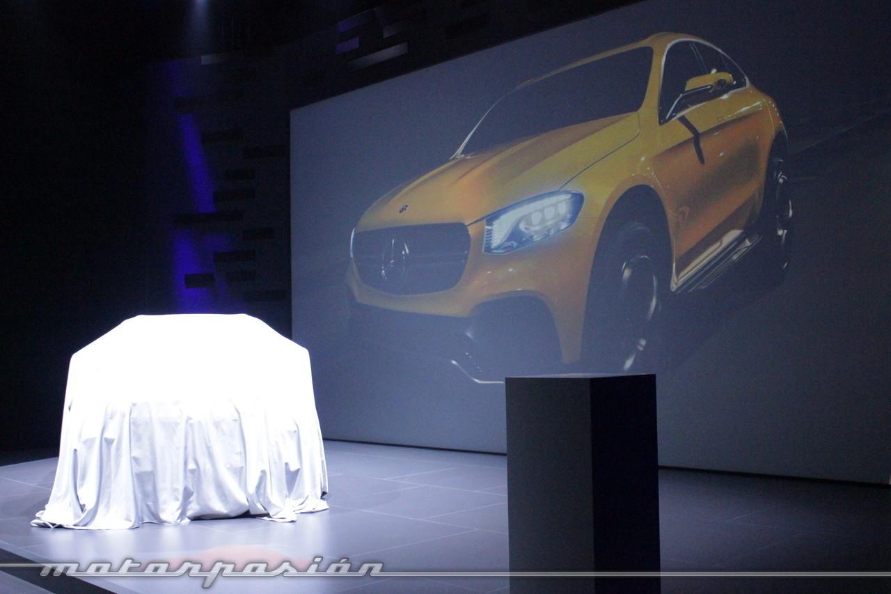 Foto de Mercedes-Benz Concept GLC Coupé (Premiere en Shangai) (8/26)