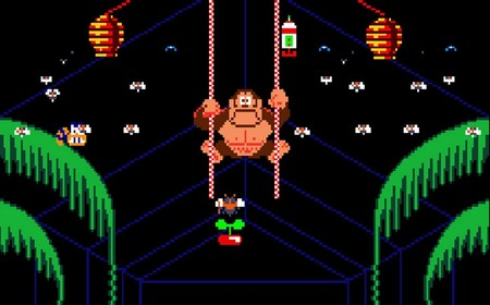 Donkey Kong 3 y Wrecking Crew serán los clásicos de NES de julio en Nintendo Switch Online. Y con opción para rebobinar