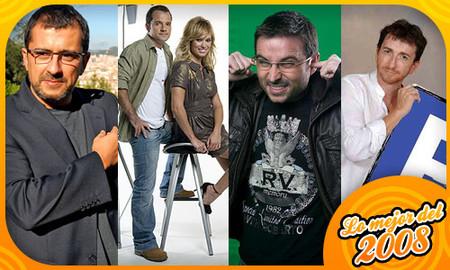 Lo mejor del 2008: Mejor programa de entretenimiento
