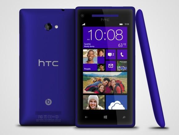 Foto de HTC 8X (3/5)