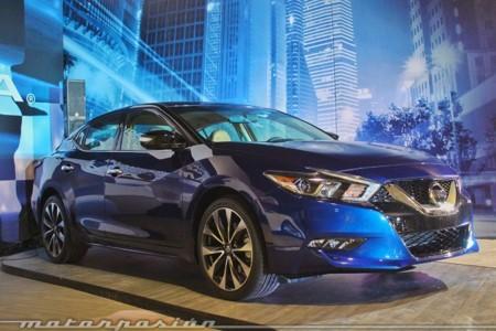 Nissan Maxima 2016: Precios, versiones y equipamiento en México