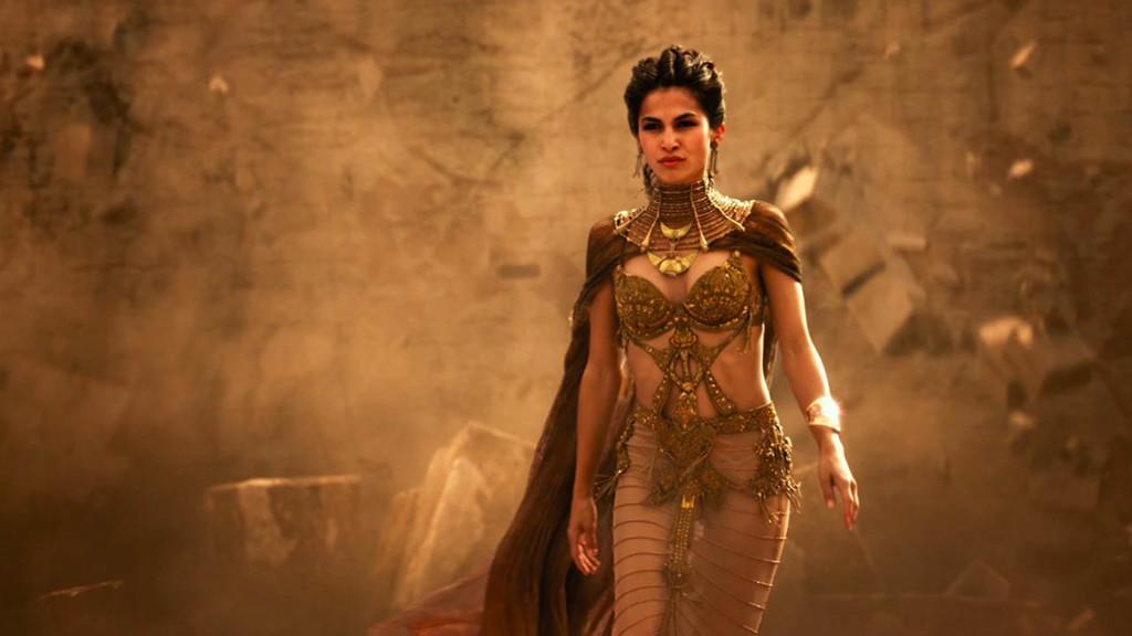 Elodie Yung Dioses De Egipto