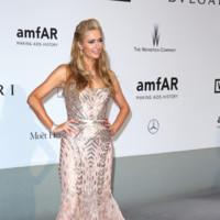 Paris Hilton amfar Cannes 2014