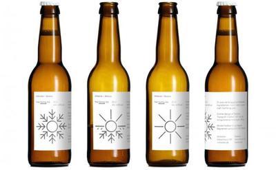 Cervezas que te avisan cuando están frías, y calientes