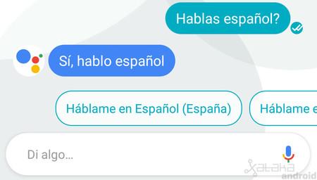 Cómo activar ya Google Assistant en español con Google Allo