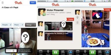 Path, la red social para tus amigos de verdad