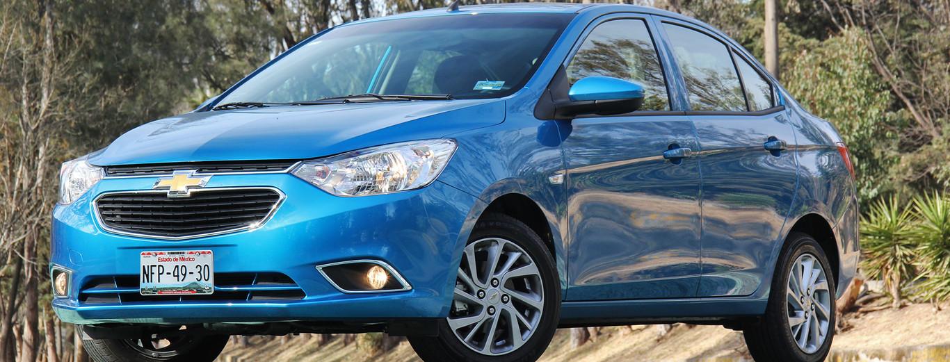 Chevrolet Aveo 2018 A Prueba Opiniones Y Precios De La Nueva