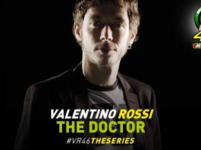 Último episodio de la serie de Valentino Rossi. Más allá del piloto, es el jefe y el profesor