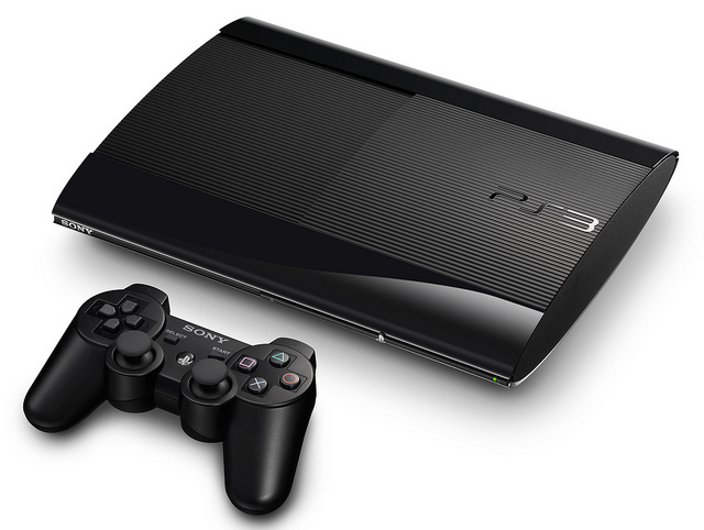 PlayStation 3 UltraSlim