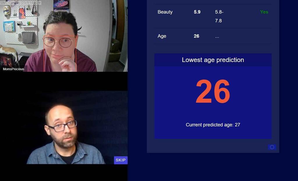 Este algoritmo me juzga: una IA predice tu edad, género, emociones y hasta nivel de