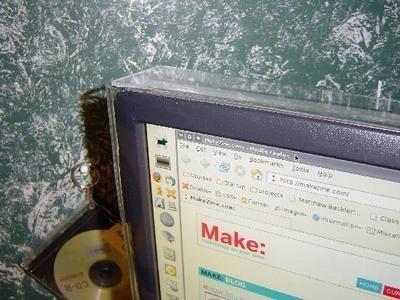 Construye tu propia protección para la pantalla TFT