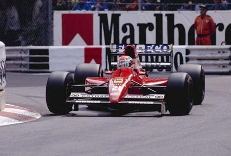GP de Abu Dhabi de Fórmula 1. Emanuele Pirro, italiano sí. Pero con pasado inglés
