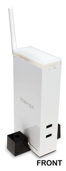 Dock para el Toshiba R400 por W-USB