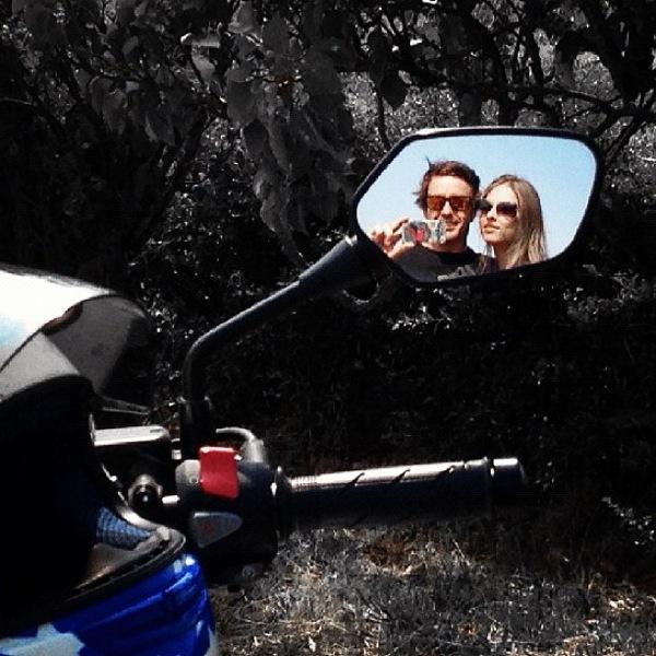 Foto de Fernando Alonso no ganará el mundial, pero el y Dasha son los reyes de Instagram (3/5)