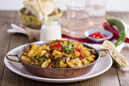 Tu dieta semanal con Vitónica (CXL): menú vegano con recetas incluidas