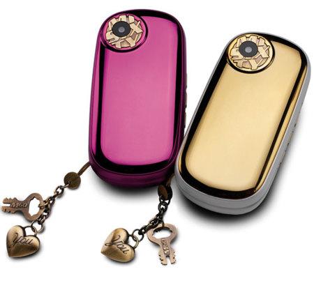 El teléfono móvil de Miss Sixty