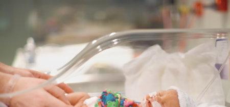 El bebé prematuro necesita sentir que lo tocan para un mejor desarrollo cerebral