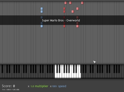 Synthesia 0.6.3, toca el piano con tu teclado a lo Guitar Hero