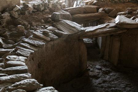 sepulcro del calcolítico