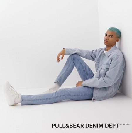 El denim más rebelde se lleva crudo (y con desgaste) en éstas piezas de Pull&Bear