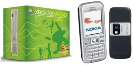 Consigue una Xbox 360 con un móvil de Vodafone por 169 euros