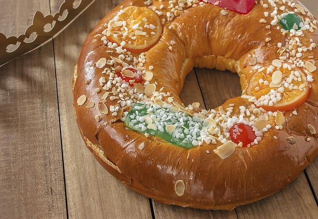 Receta de roscón de Reyes vegano para prepararlo en tu propia casa