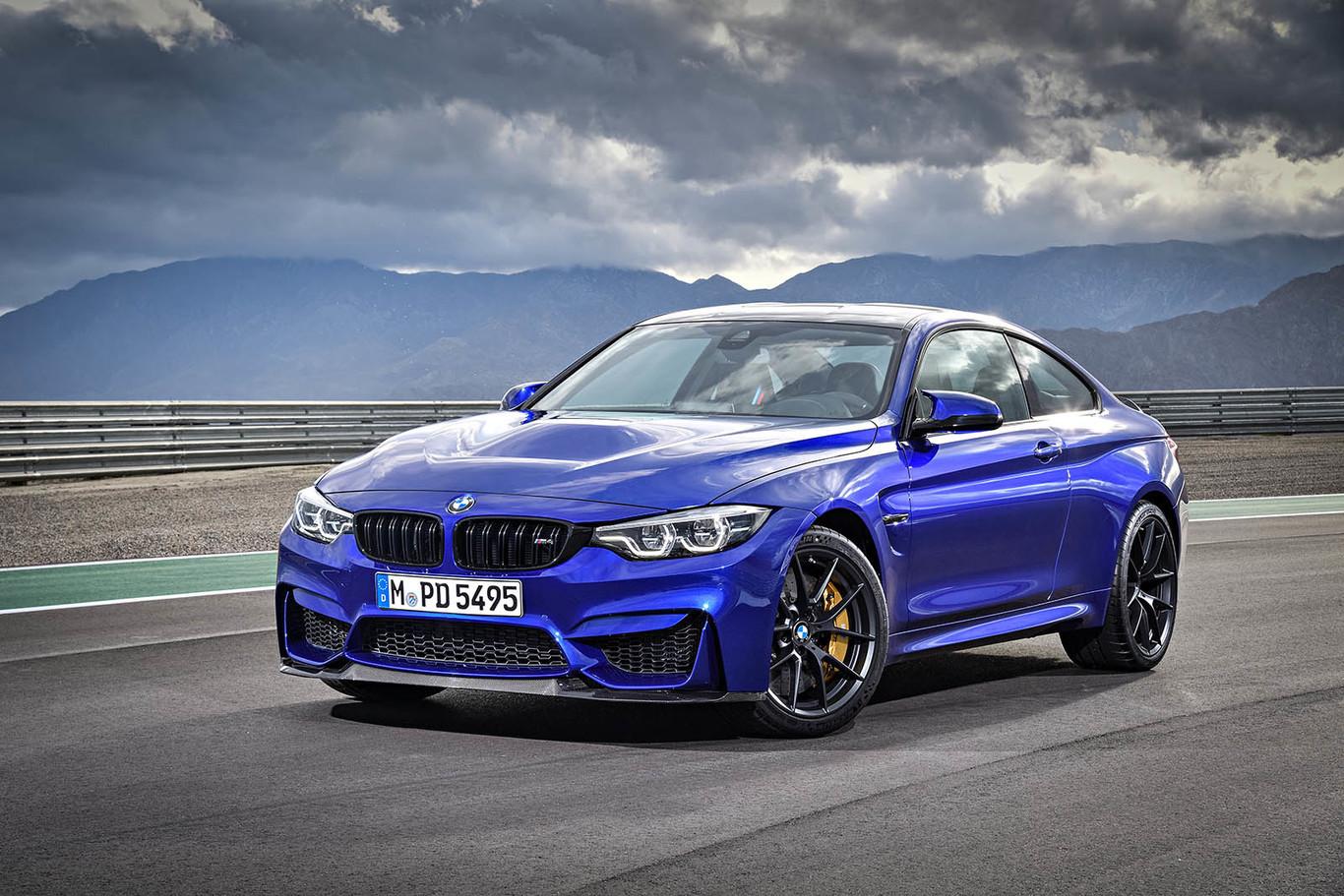Foto de BMW M4 CS (8/11)
