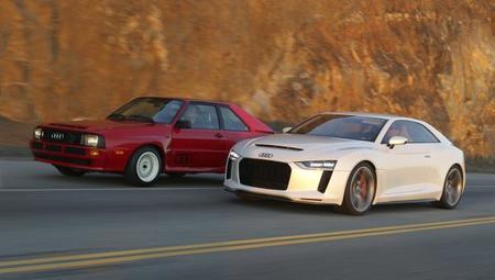 Audi ya ha producido seis millones de quattro